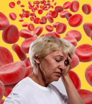 последствия переливания крови при низком гемоглобине