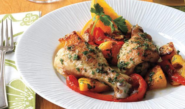 калории в курице