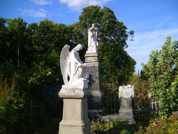 Всехсвятское кладбище тула экскурсия