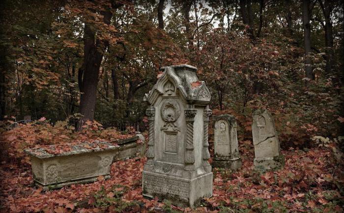 Всехсвятское кладбище тула легенды