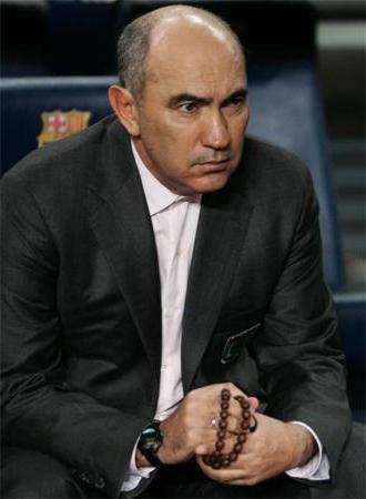 курбан бердыев тренер