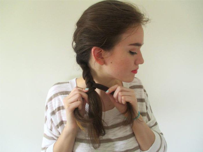 заплетать косу сонник