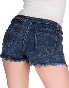 шорты из старых джинс своими руками