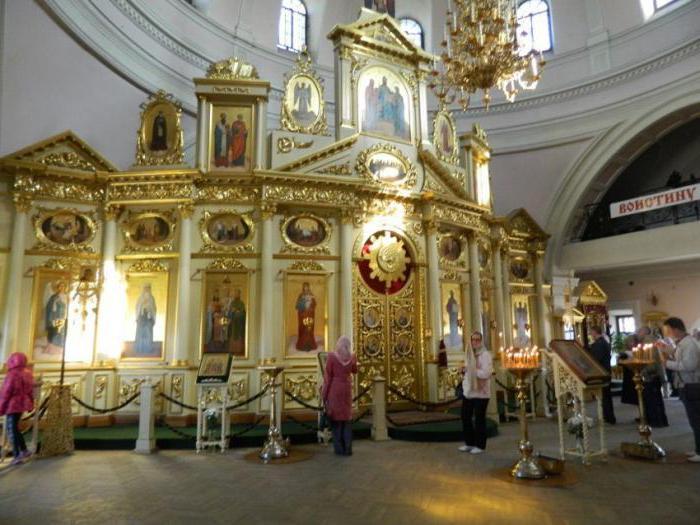 Мужской монастырь в Казани
