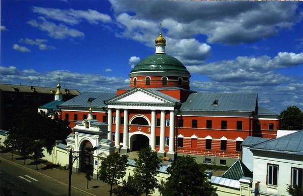 Казанский Богородицкий монастырь в Казани адрес