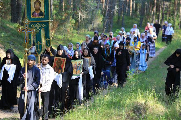 Паломничество в Спасо-Елеазаровский женский монастырь