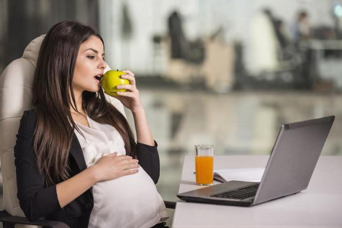 Когда беременной сокращают рабочий день