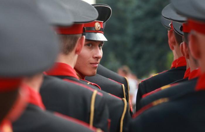 типовой профотбор в военные училища