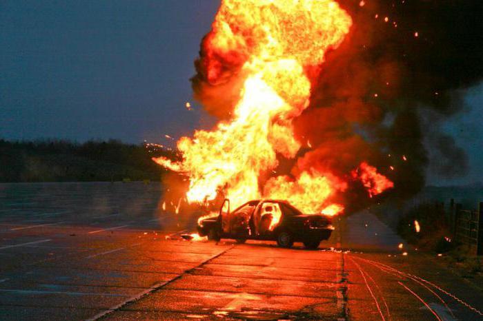 поражающими факторами взрыва