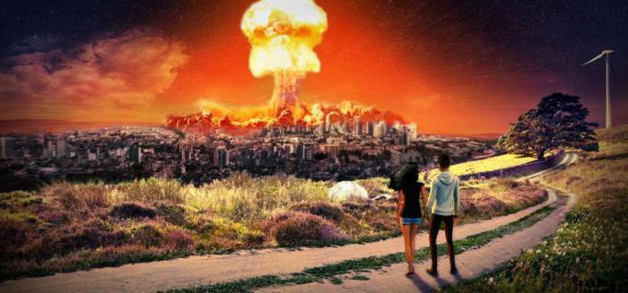 какие поражающие факторы ядерного взрыва