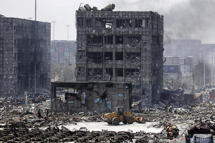 защита от поражающих факторов ядерного взрыва