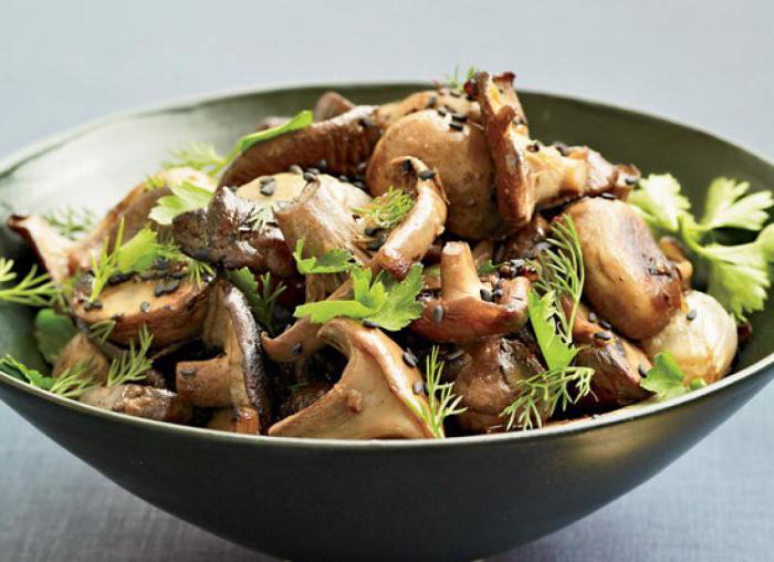 сколько калорий в жареной картошке с грибами