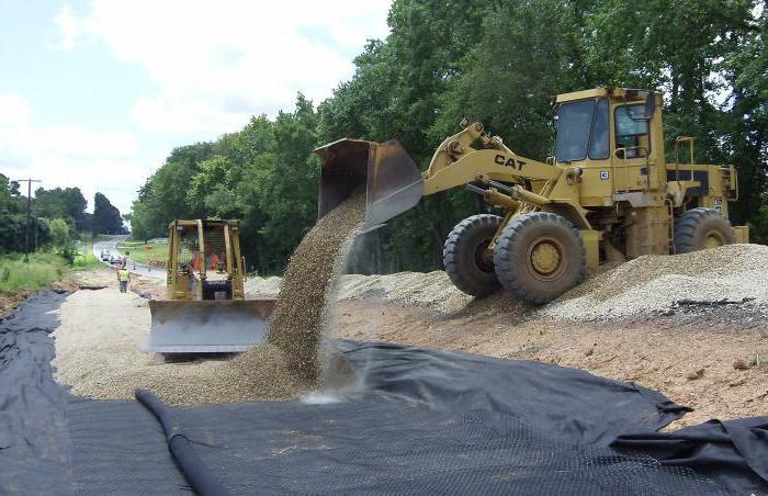 стабилизация грунта известью