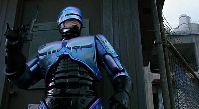 актер сыгравший робокопа