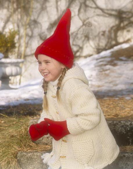 пальто для девочки спицами схемы и описание 4 5 лет