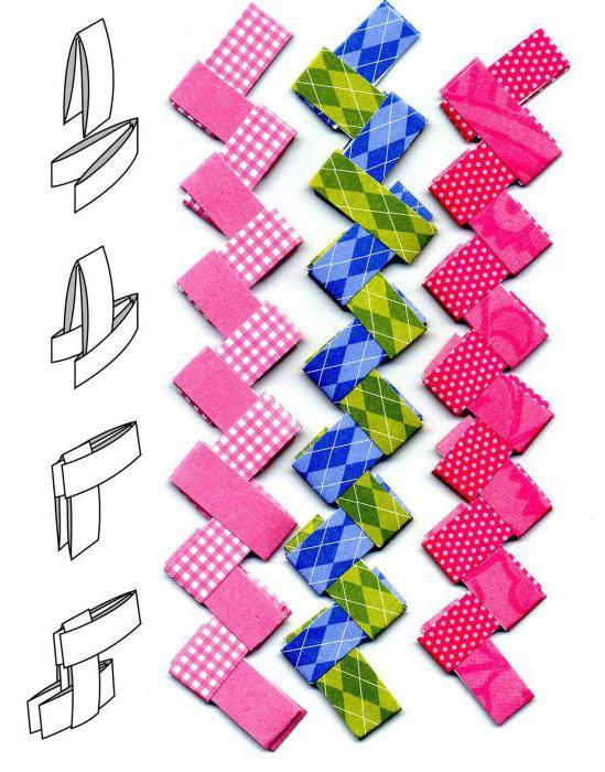Как сделать браслеты бумаги