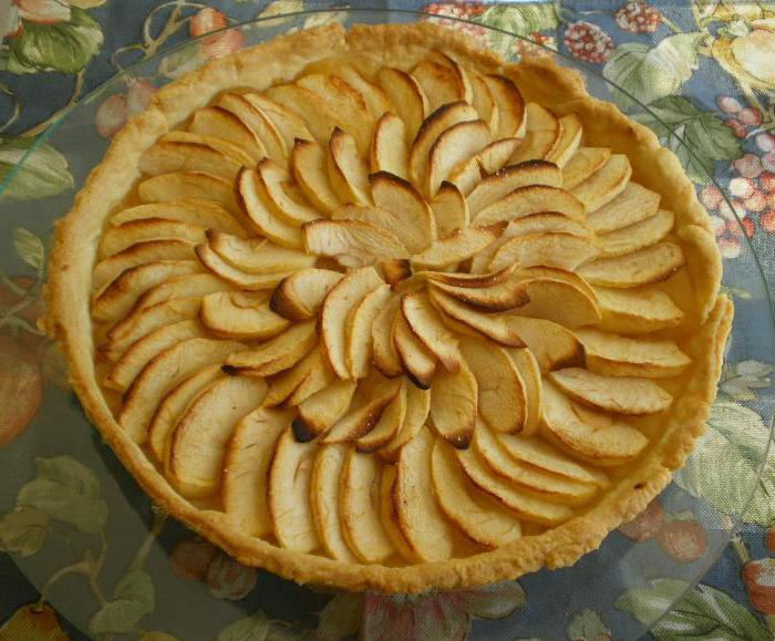 гость на пороге рецепт с яблоками