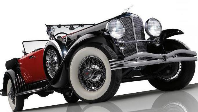 классика автомобили