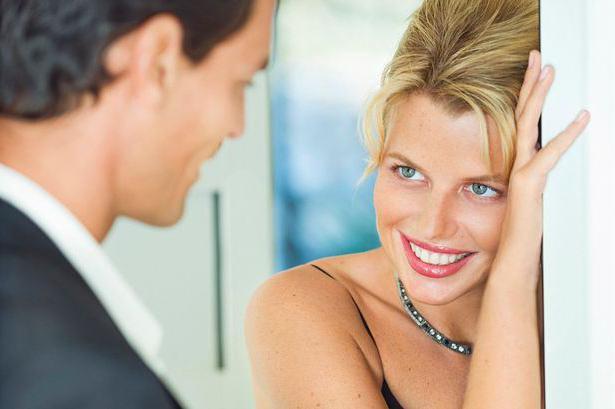 как выяснить направляет мужчина внимание