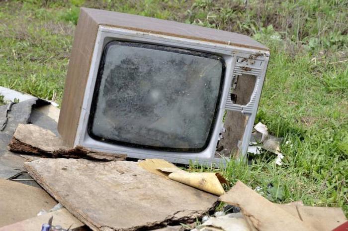 сдать телевизор на запчасти