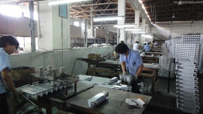 преимущества биметаллических радиаторов перед алюминиевыми