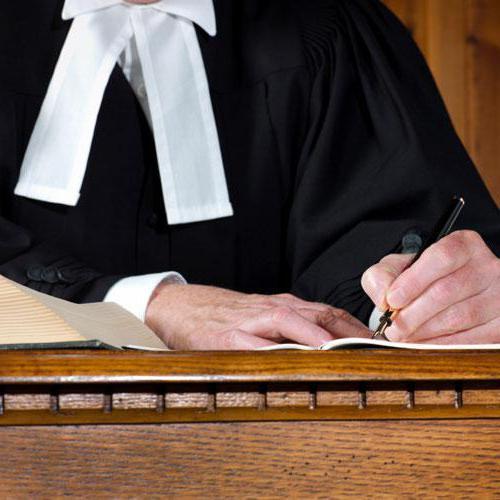 судебное заседание в гражданском процессе