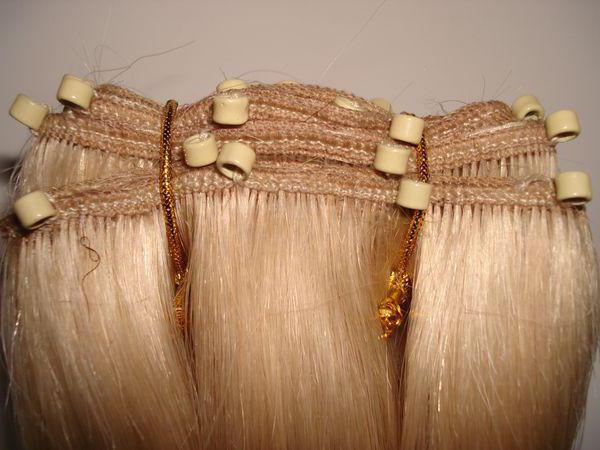 сколько нужно прядей для наращивания волос
