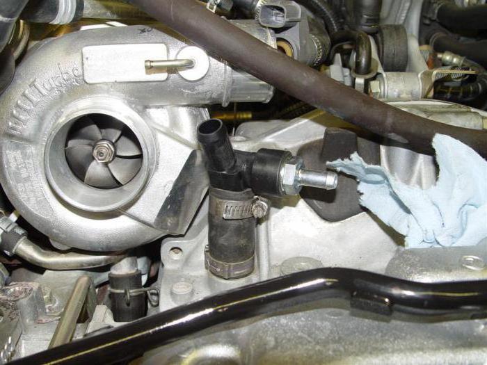 клапан pcv форд фокус