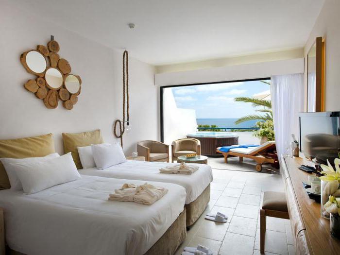 azia resort spa 5 кипр пафос отзывы