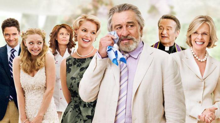 большая свадьба актеры
