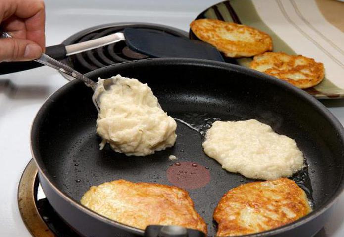 Калорийность драников картофельных со сметаной