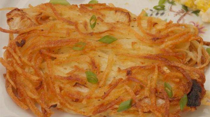 Картофельные драники по вкусным рецептам