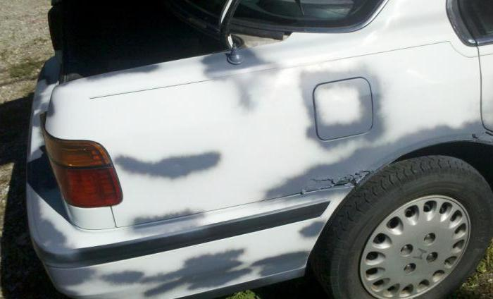 покраска авто баллончиком своими руками преимущества