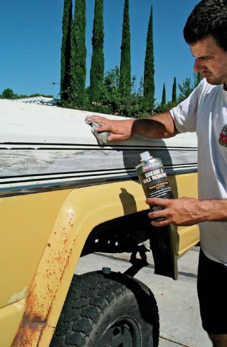 покраска авто баллончиком своими руками полезные советы