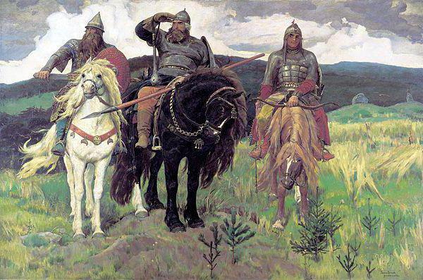характеристика былины Илья Муромец и соловей разбойник