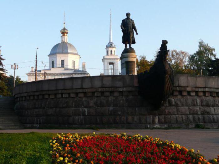 население Тверской области