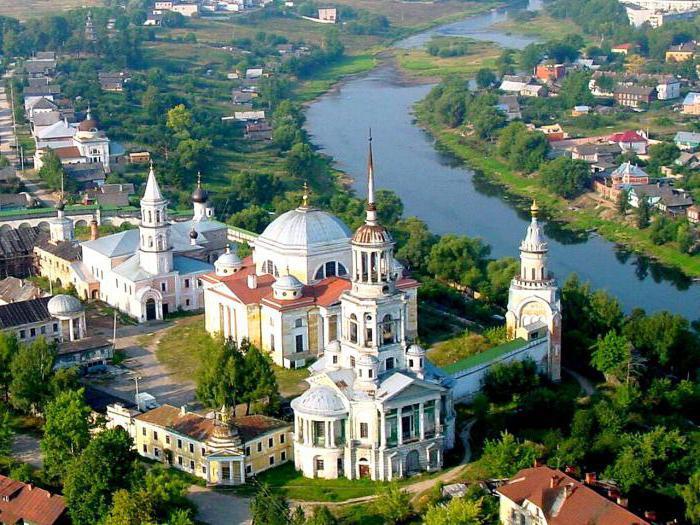 география Тверской области