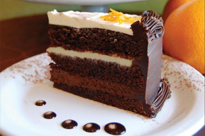рецепт торт крем брюле пошагово