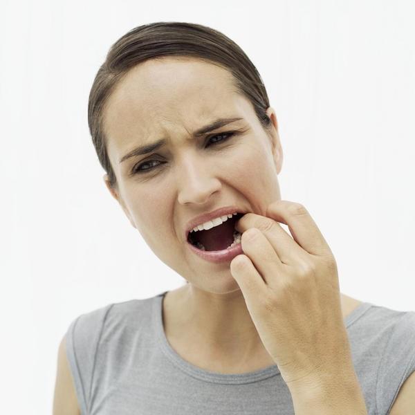 воспаление уздечки под языком