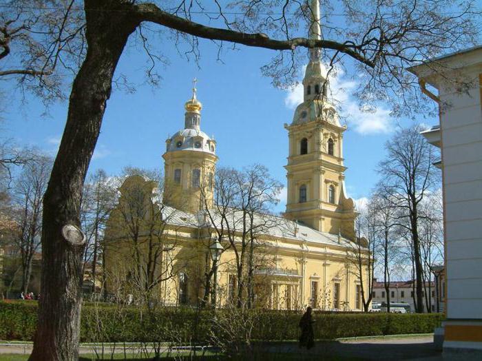 соборы и храмы Санкт-Петербурга