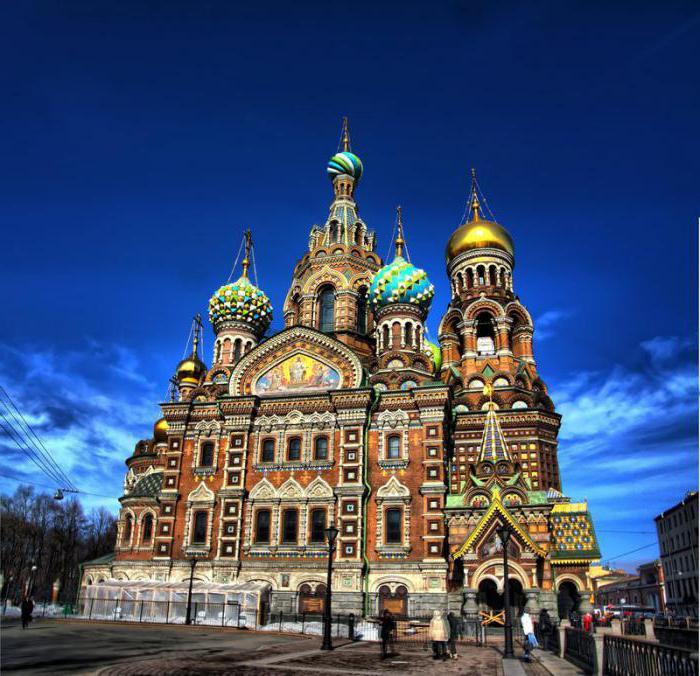 православные соборы храмы санкт-петербурга