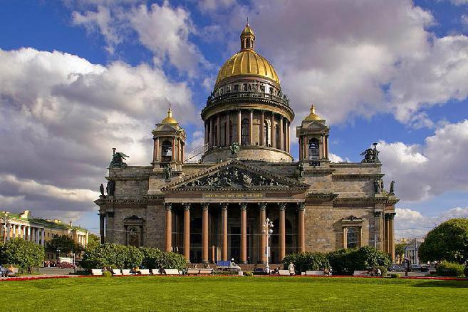 храмы, церкви, соборы Санкт-Петербурга