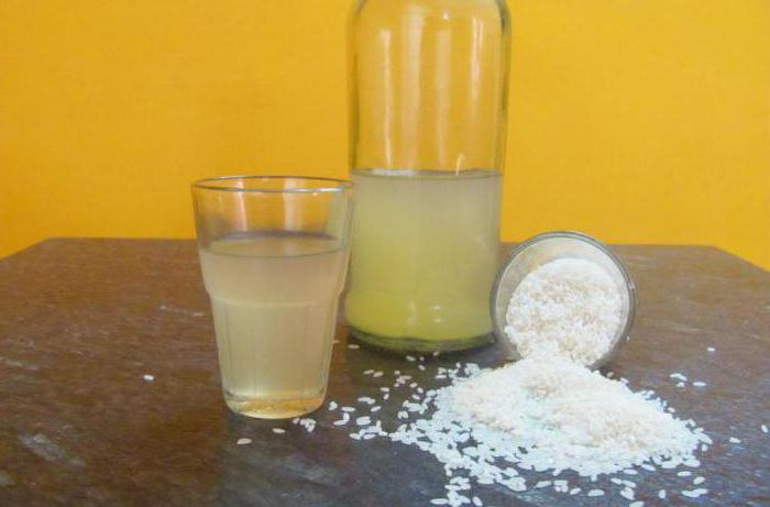как поставить брагу из риса на самогон