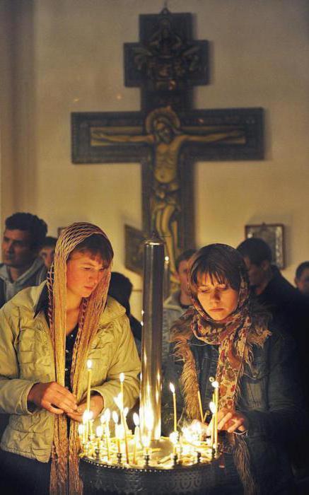 для защиты от нечистой силы молитва