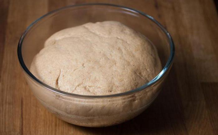 серый хлеб