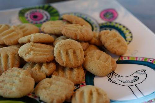 печенье с майонезом тающее во рту