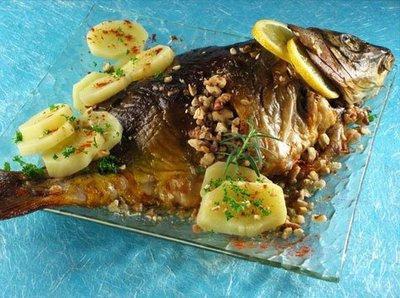 Сазан рыба рецепты