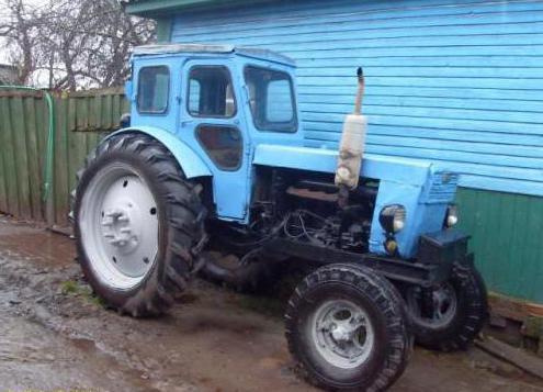 трактор это