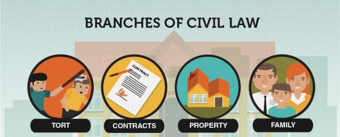 соотношение гражданского процессуального права с другими отраслями