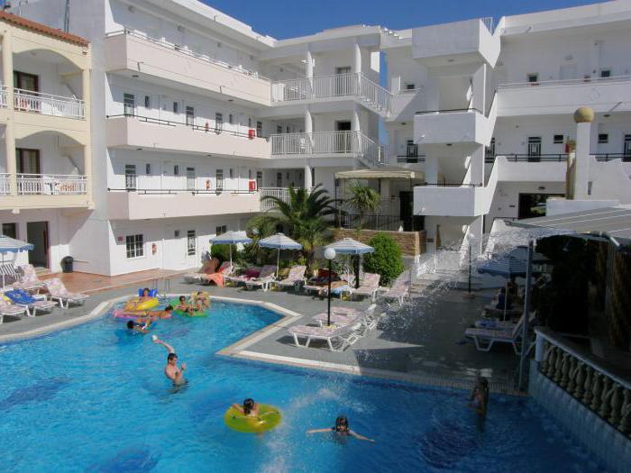 Grecian fantasia resort родос